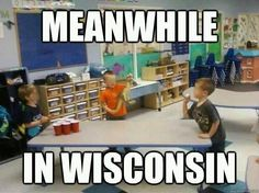 we're a great influence on kids. #wisconsin