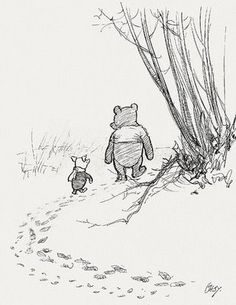 The REAL Winnie the Pooh (sorry Disney), by Ernest H. Shepard
