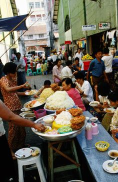 Eating in Myanmar (Burma): an intro to Burmese food - Lonely Planet