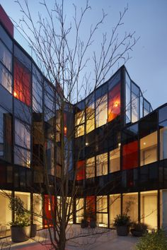 The Montpellier Chapter | Make Architects | Archinect