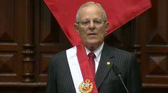 Kuczynski juró como nuevo presidente de la República del Perú – EXITOSA NOTICIAS
