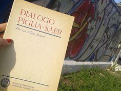 Páginas Colaterales: Diálogo Piglia-Saer. Por un relato futuro.