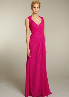 Raspberry bridesmaid dress | Weddings | Pinterest | Style, Teal ...