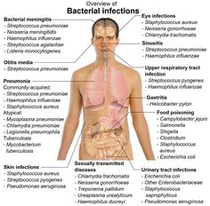 Bactetial Infections.
