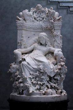 Sleeping Beauty (1878), Louis Sussmann-Hellborn