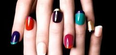 There is no such ideal nail shape. There are different nail shapes that depend on what you prefer and which shape you can go easy. Learn how to shape nails