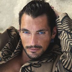 """7,292 Likes, 87 Comments - David Gandy (@ohmygandy) on Instagram: """"Blue eyes, sand and summer ☀ @7thmanmagazine"""""""
