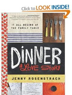 For new moms - a cookbook/book about the family dinner table.  Dinner: A Love Story: It all begins at the family table: Jenny Rosenstrach