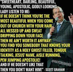 pentecostal dating advice