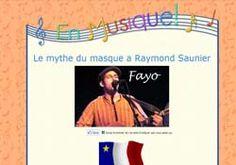 Le mythe du masque à Raymond Saunier Convenience Store, Convinience Store