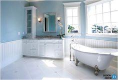 bathroom color according to vastu