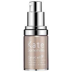 Kate Somerville CytoCell™ Dark Circle Corrective Eye Cream 0.5 oz by Kate Somerville. $92.00. Anti Aging Eye Cream. What it is:An eye cream that treats all signs of aging around the delicate eye area. What it is formulated to do:Formulated with Peptide P-199, this concentrated treatment helps with dark circles, fine lines, wrinkles and puffiness. A younger, more radiant appearance result.What it is formulated WITHOUT:- Parabens- Sulfates- Synthetic Fragrances- Synt...