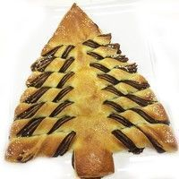 Receita de Natal! Aprenda a fazer uma Árvore de Creme de Avelã - notícias em Receitas da Ana Maria
