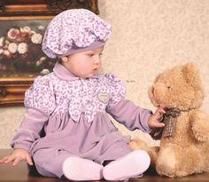 roupas de inverno para bebe feminino 4