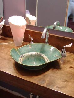Vessel Sinks | Kelley WilksKelley Wilks