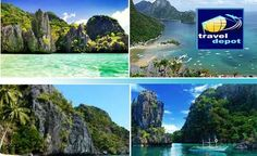 Puerto Princesa-Palawan @ Travel Depot: Grab Now for ONLY P 5055.00 instead of 10110.