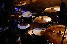 TAMA Starclassic Bubinga, KOICH KAWANISHI(UNICORN) Drums set up.