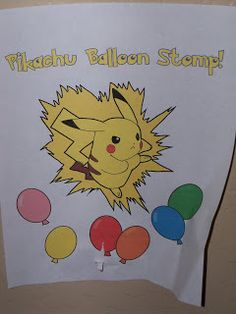 Small lined off area for sto.ping ay balloon game, an adult for each kid to keep count, have music to when to know when to stop. If component steps outsideine loses. Make a rule and WARNING sign