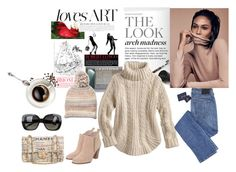 """""""Suede Shoes"""" by perfex on Polyvore featuring Michael Kors, Steve Madden, Chanel and Bottega Veneta"""