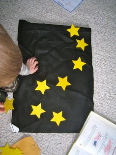 What DID we do all day?: Constellations