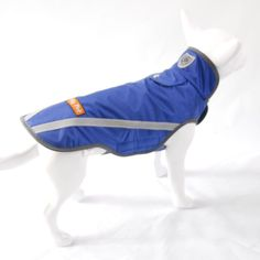 A Premium waterproof dog coat to protect your dog from the rain. Its design is lightweight and superior quality. It is available in a variety of sizes, and is suitable for all dogs from S-XXXL. https://www.dressyourdoggy.com/collections/outdoor-coats/products/premium-lightweight-raincoat-3-colors?variant=28168377170