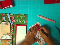December Daily 2012 - Lapbook Part 6