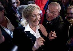 """Marine Le Pen s'en est donné à cœur joie sur """"All Night Long"""""""