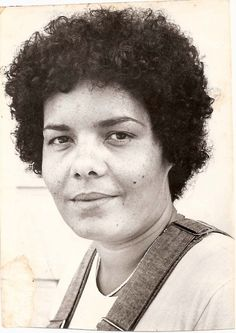 Meet Adélia Sampaio: the first black woman to have ever directed a full feature Brazilian film! | Black Women of Brazil