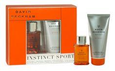 David beckham 2 piece instinct sport eau de toilette gift set David Beckham Fragrance, Fragrances, Chemistry, Health And Beauty, Household, Personal Care, Sport, Gifts, Stuff To Buy