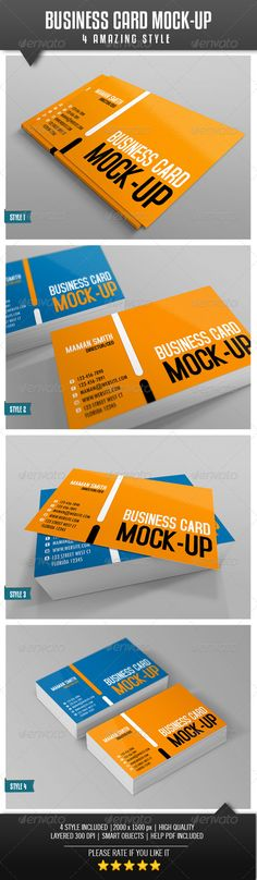 Business card mockup ss5 photoshop psd visual identity elegant business card mock up vol2 reheart Gallery