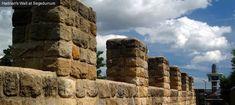 Hadrian's Wall at Segedunum