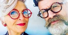 13Stylish Older Couples Who Look Way Cooler Than Hollywood Celebrities