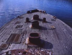 The ship wreck of HMVS Cerberus rests in the Half Moon Bay in Melbourne and has been placed in the Australian National Heritage. HMVS Cerberus was the first Breastwork monitor warship in the world. Cerberus, Shipwreck, Model Ships, Monitor, Military, History, War, Historia, Army