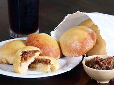 Pan de Coco - Filipino coconut bread