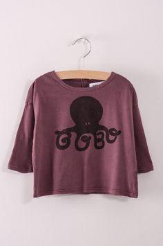 Bobo Choses Octopus Baby T-Shirt