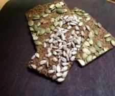 Raw Vegie Flaxseed Crackers | Official Thermomix Recipe Community
