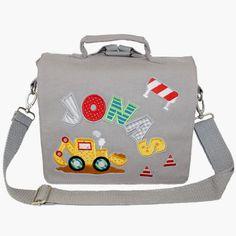Kiga-Tasche * Baustelle *