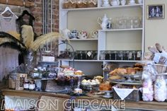 Betty Blythe Tea Room… in pictures - Maison Cupcake: Lifes What You Bake It