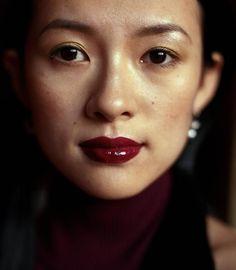 Ziyi ZHANG by Jim Goldberg