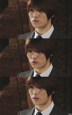 "Kim Jaejoong in ""Sunao Ni Narenakute"" Drama"