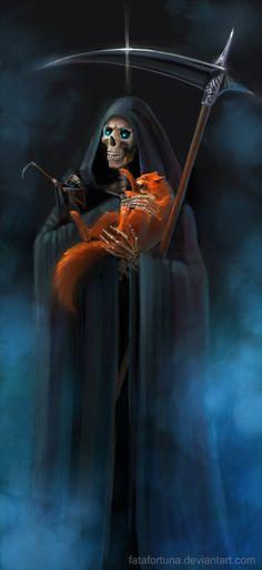 Character novels by Terry Pratchett Смерть. Не, не ... СМЕРТЬ. Мой лю&#...