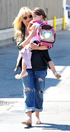 Stylish pregnant celebs: This week we spotted Sarah Michelle Gellar carrying her daughter Charlotte on her bump, while newly pregnant Sara Rue says she is not quite wearing maternity clothes yet. Megan Fox, Camila Alves and a very pregnant Reese Witherspoon round out our list of the cute celebrity baby bumps of the week.
