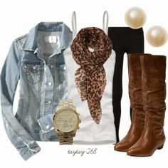 Get Inspired by Fashion: Casual Outfits   Suddenly It's Gone