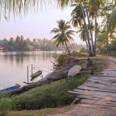 Backpacker Paradise in Don Det (4000 Islands)