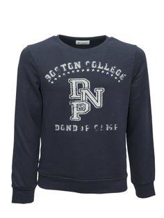 DONDUP Dondup Gehrig Sweatshirt. #dondup #cloth #fleeces-tracksuits
