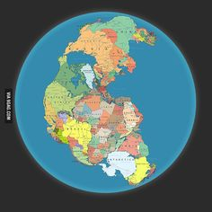 611 our one continent world pangea political contemporary if todays geopolitical divisions existed when stegosauruses roamed the earth the world might have looked something like this gumiabroncs Gallery