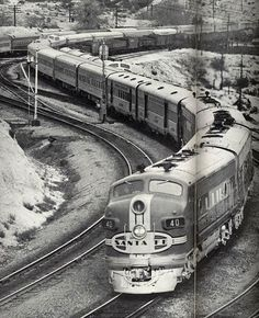 Locomotive Factory in 1935 Archival Black and White Photo Art Print Poster 12x18
