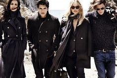 Massimo Dutti Autumn/Winter 2014 Advertising Campaign | FashionBeans.com