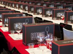 Come join Glenora Wine Cellar's Winemaker Steve DiFrancesco at the VIP RIEDEL Experience at the 16th Annual Finger Lakes Wine Festival, Watkins Glen International, Watkins Glen, New York - July 13-15, were a very select group will receive special treatment during the exclusive RIEDEL Experience