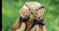 Peinados para niña ideales para ir a la escuela o cole